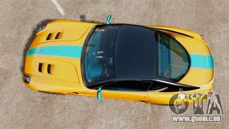 Ferrari 599 GTO PJ2 pour GTA 4 est un droit