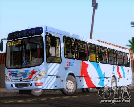 Marcopolo Torino G7 2007 - Volksbus 17-230 EOD für GTA San Andreas Innen