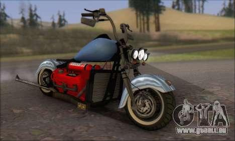 Boss Hoss v8 8200cc für GTA San Andreas