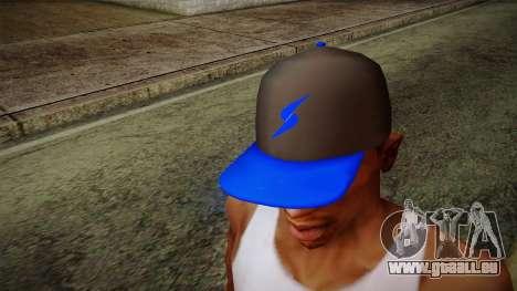Storm Freerun Cap für GTA San Andreas dritten Screenshot