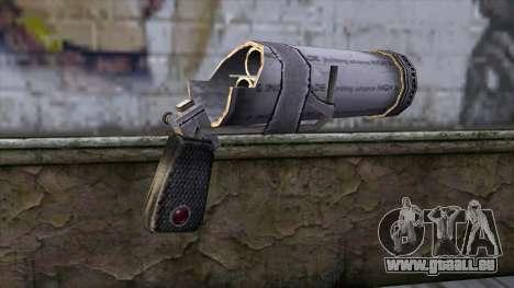 Bottle Gun from Bully Scholarship Edition für GTA San Andreas zweiten Screenshot
