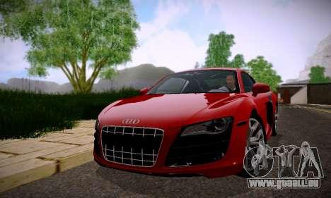 ENBSeries par Makar_SmW86 version Finale pour GTA San Andreas troisième écran