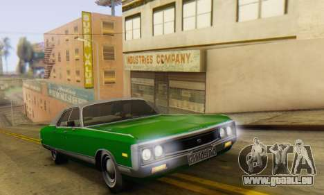 Chrysler New Yorker 1971 pour GTA San Andreas