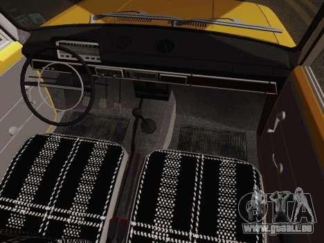 VAZ 2101 Ramassage pour GTA San Andreas vue de côté