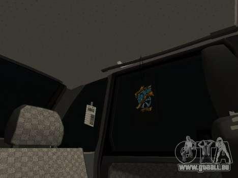 VAZ 2114 für GTA San Andreas Seitenansicht