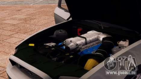 Ford Mustang GT 2014 Custom Kit für GTA 4 obere Ansicht
