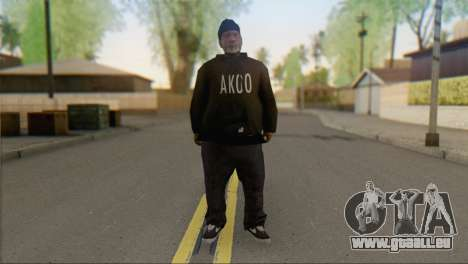 Old Gangster pour GTA San Andreas