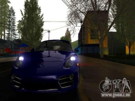 ENB par Makar_SmW86 v5.5 pour GTA San Andreas troisième écran