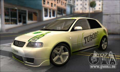 Audi A3 1999 pour GTA San Andreas roue
