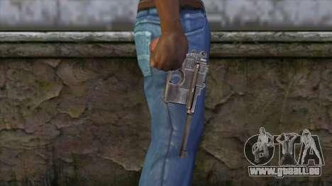 Mauser C-96 pour GTA San Andreas troisième écran