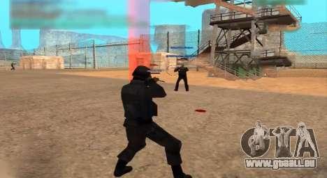 Who Shoots pour GTA San Andreas troisième écran