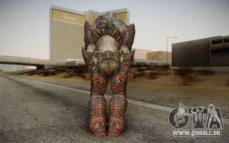 Granadier Hunter Bombs für GTA San Andreas zweiten Screenshot