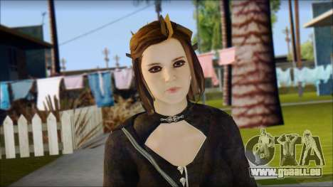 Hermione Grange pour GTA San Andreas troisième écran