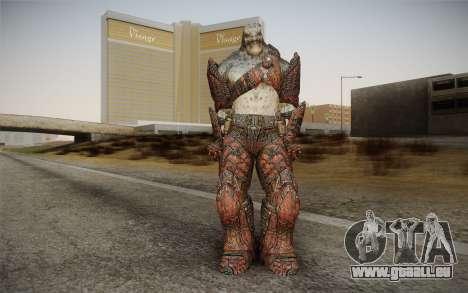 Granadier Hunter Bombs für GTA San Andreas