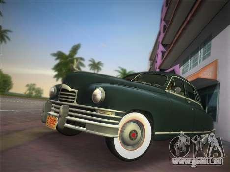 Packard Standard Eight Touring Sedan 1948 pour GTA Vice City