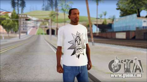 Spray Can Comic T-Shirt für GTA San Andreas