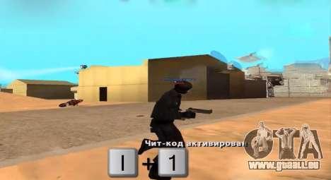 Who Shoots pour GTA San Andreas deuxième écran