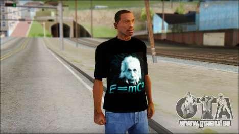 German Elite Army Emcore Fan T-Shirt pour GTA San Andreas