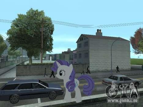 Rarity für GTA San Andreas dritten Screenshot
