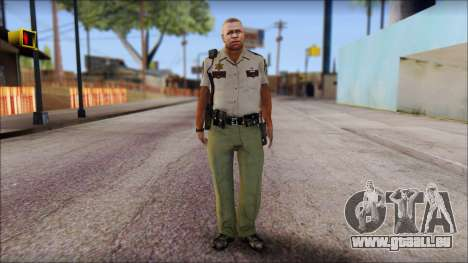 James Wheeler from Silent Hill Homecoming pour GTA San Andreas