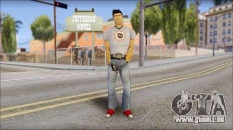 Serious Sam pour GTA San Andreas