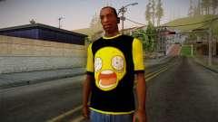 Black & Yellow T-Shirt