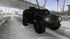 GAZ 2975 Tigre