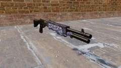 Ружье Franchi SPAS-12 tigre Bleu
