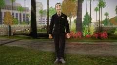 Anonymous Skin für GTA San Andreas
