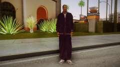 Snoop Dogg Skin pour GTA San Andreas