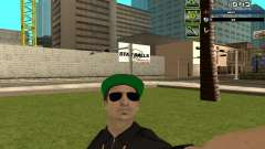 C-HUD by SampHack v.5 pour GTA San Andreas