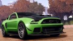 Ford Mustang GT 2014 Custom Kit