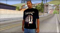Dragonforce In Your Face Fan T-Shirt für GTA San Andreas