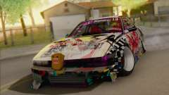 Nissan S13 MAD DRIFT