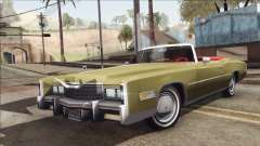 Cadillac Eldorado Stock pour GTA San Andreas