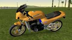 Kawasaki GPZ900R Ninja Tuned