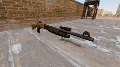 Ружье Benelli M3 Super 90 Dschungel für GTA 4