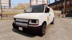 Vapid Speedo Los Santos County Sheriff [ELS]