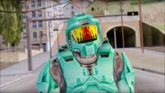Masterchief Blue-Green from Halo