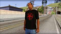 Red Pentagram Shirt