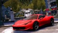 Ferrari 458 Italia 2010
