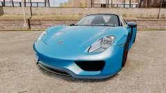 Porsche 918 2013