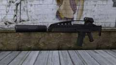 XM8 Assault Black