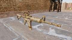 Automatique carabine ME Figure vert Camo