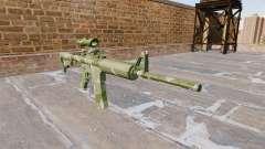 Automatische Karabiner MA Guard Camo