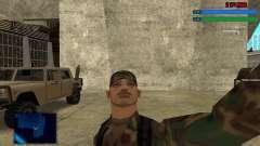 C-HUD by SampHack v.7 für GTA San Andreas