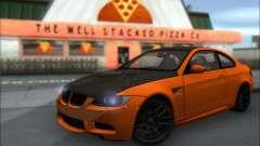 BMW M3 E92 Soft Tuning