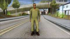 USAF Pilot On Base pour GTA San Andreas