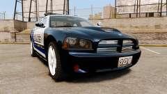 Dodge Charger SRT8 2010 [ELS] pour GTA 4