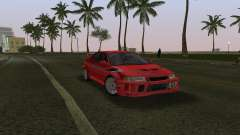 Mitsubishi Lancer Evolution 6 Tommy Makinen Edit